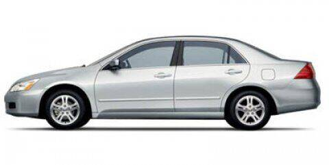 2006 Honda Accord for sale at Strosnider Chevrolet in Hopewell VA