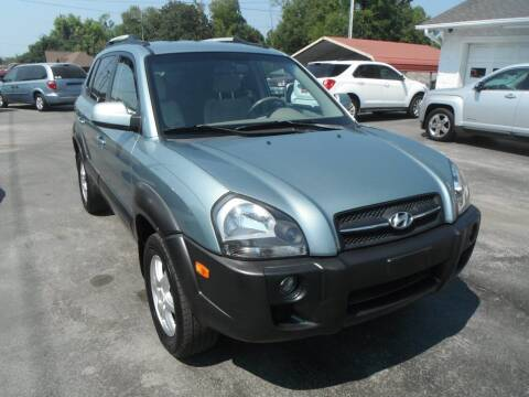 2005 Hyundai Tucson for sale at Morelock Motors INC in Maryville TN