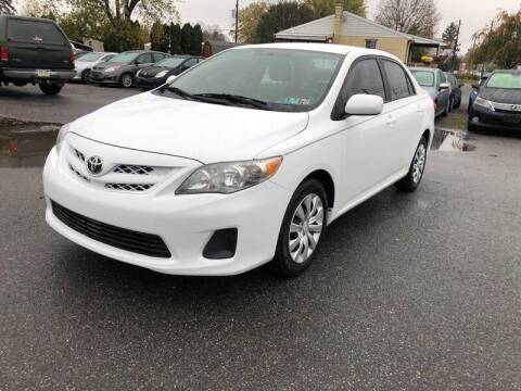 2012 Toyota Corolla for sale at Best Choice Auto Market in Swansea MA