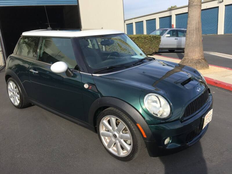 2008 MINI Cooper for sale at MANGIONE MOTORS ORANGE COUNTY in Costa Mesa CA