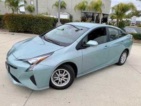 2017 Toyota Prius for sale at Destination Motors in Temecula CA