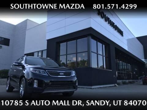 2014 Kia Sorento for sale at Southtowne Mazda of Sandy in Sandy UT