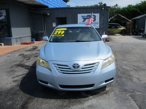 2008 Toyota Camry for sale at AUTO BROKERS OF ORLANDO in Orlando FL