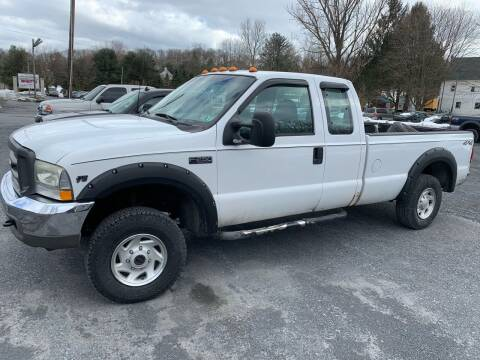 2002 Ford F-250 Super Duty for sale at walts auto in Cherryville PA