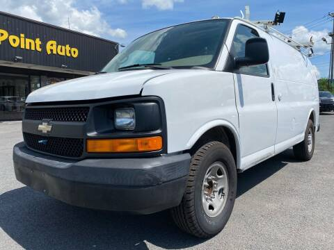 2008 Chevrolet Express Cargo for sale at South Point Auto Plaza, Inc. in Albany NY