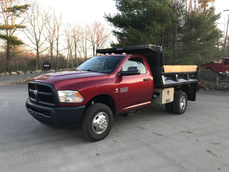 2015 RAM Ram Chassis 3500 for sale at Nala Equipment Corp in Upton MA