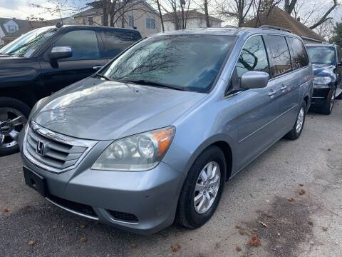 2010 Honda Odyssey for sale at Charles and Son Auto Sales in Totowa NJ