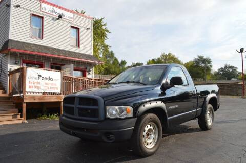 2005 Dodge Ram Pickup 1500 for sale at DrivePanda.com Joliet in Joliet IL