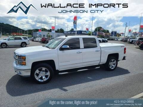 2014 Chevrolet Silverado 1500 for sale at WALLACE IMPORTS OF JOHNSON CITY in Johnson City TN