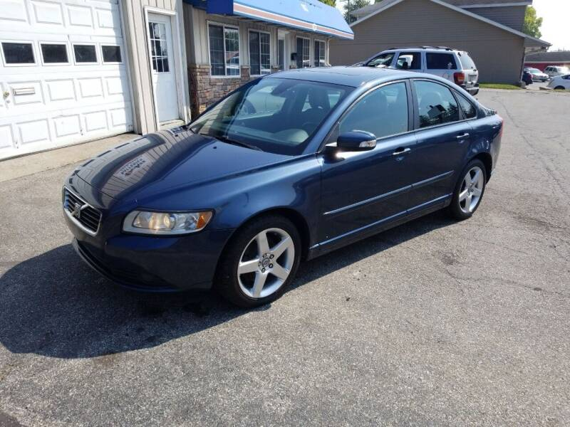 2008 Volvo S40 for sale at Indiana Auto Sales Inc in Bloomington IN