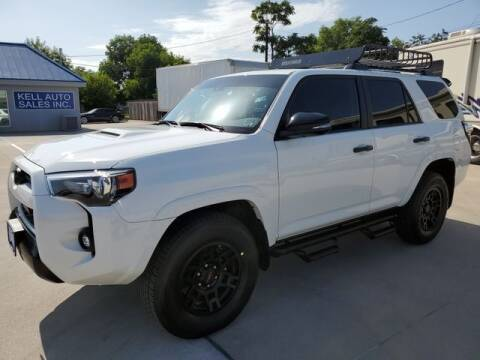 2021 Toyota 4Runner for sale at Kell Auto Sales, Inc in Wichita Falls TX