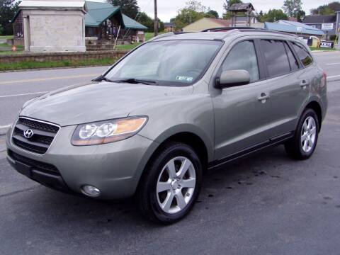 2007 Hyundai Santa Fe for sale at The Autobahn Auto Sales & Service Inc. in Johnstown PA