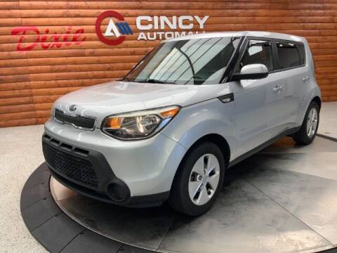 2014 Kia Soul for sale at Dixie Motors in Fairfield OH