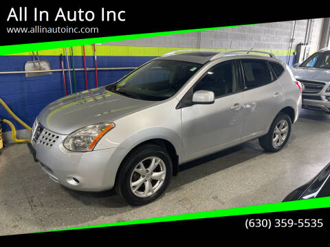 2009 Nissan Rogue for sale at All In Auto Inc in Palatine IL