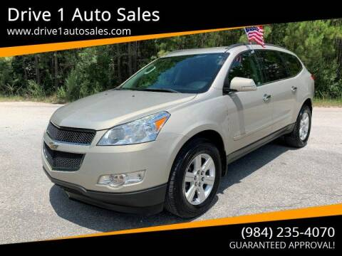 2011 Chevrolet Traverse for sale at Drive 1 Auto Sales in Wake Forest NC