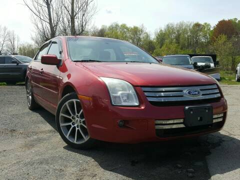 2009 Ford Fusion for sale at GLOVECARS.COM LLC in Johnstown NY