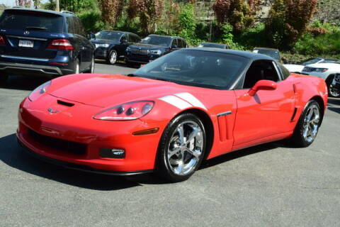 2013 Chevrolet Corvette for sale at Automall Collection in Peabody MA