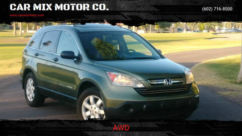 2008 Honda CR-V for sale at CAR MIX MOTOR CO. in Phoenix AZ