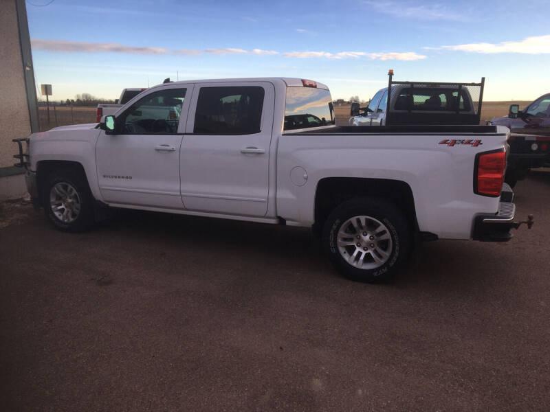 2018 Chevrolet Silverado 1500 for sale at A Plus Auto LLC in Great Falls MT