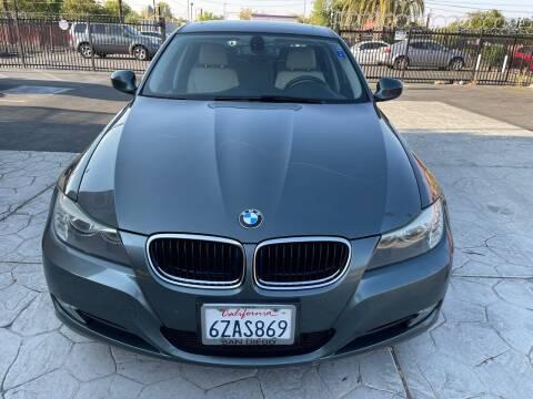 2010 BMW 3 Series for sale at SACRAMENTO AUTO DEALS in Sacramento CA
