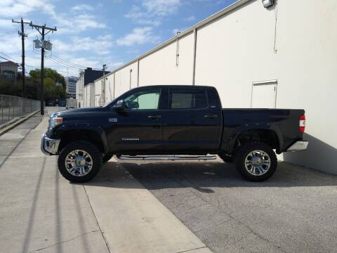 2014 Toyota Tundra for sale at 57 Auto Sales in San Antonio TX