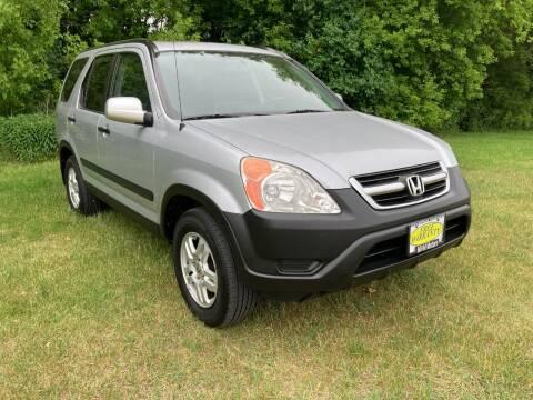 2003 Honda CR-V for sale at M & M Motors in West Allis WI