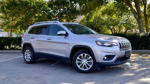 2019 Jeep Cherokee for sale at Legacy Autos in Dallas TX