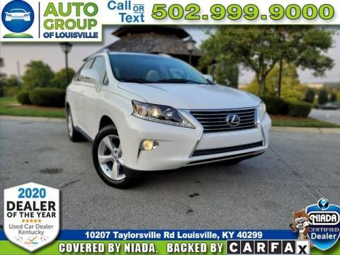 2014 Lexus RX 350 for sale at Auto Group of Louisville in Louisville KY