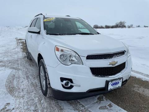 2013 Chevrolet Equinox for sale at Alan Browne Chevy in Genoa IL