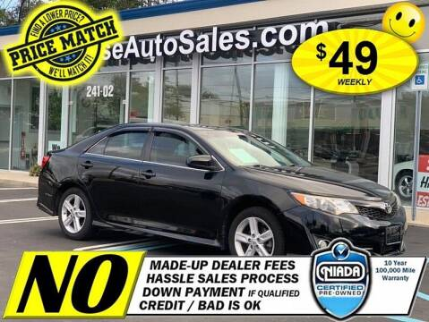 2013 Toyota Camry for sale at AUTOFYND in Elmont NY