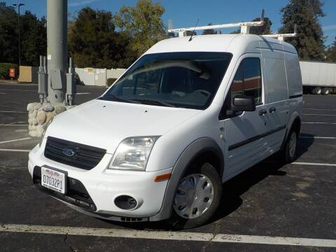 2013 Ford Transit Connect for sale at Royal Motor in San Leandro CA