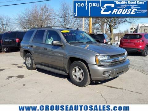 2006 Chevrolet TrailBlazer for sale at Joe and Paul Crouse Inc. in Columbia PA