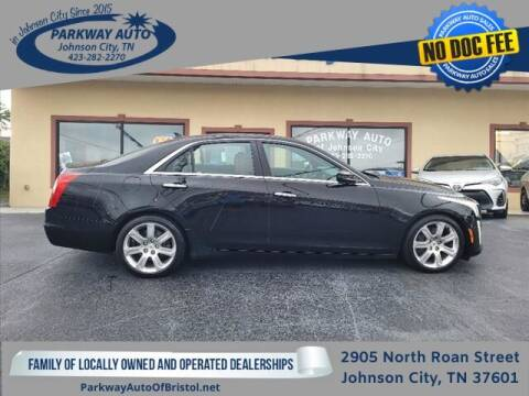 2014 Cadillac CTS for sale at PARKWAY AUTO SALES OF BRISTOL - PARKWAY AUTO JOHNSON CITY in Johnson City TN
