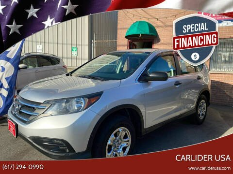 2013 Honda CR-V for sale at Carlider USA in Everett MA