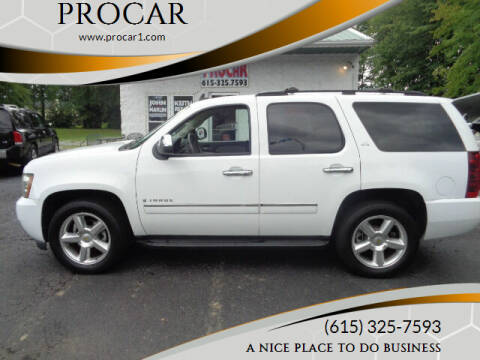 2009 Chevrolet Tahoe for sale at PROCAR LLC in Portland TN