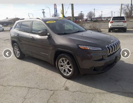 2014 Jeep Cherokee for sale at Glacier Auto Sales in Wilmington DE