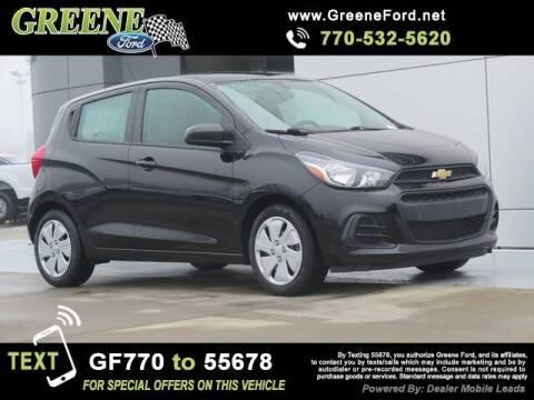 2018 Chevrolet Spark for sale at NMI in Atlanta GA