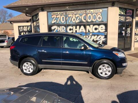 2010 Chevrolet Traverse for sale at Kentucky Auto Sales & Finance in Bowling Green KY