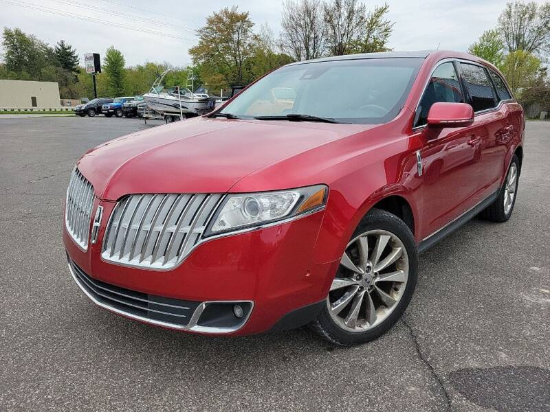 2010 Lincoln MKT for sale at Cruisin' Auto Sales in Madison IN