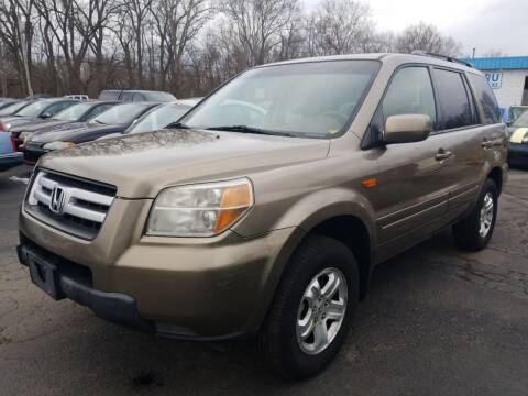 2008 Honda Pilot for sale at Germantown Auto Sales in Carlisle OH