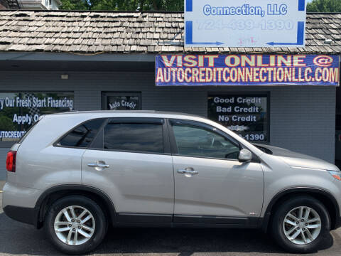 2015 Kia Sorento for sale at Auto Credit Connection LLC in Uniontown PA