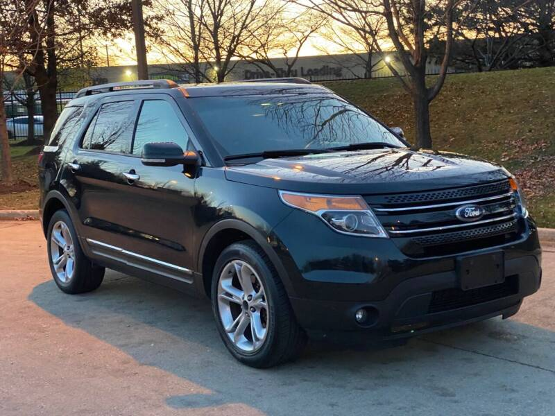2015 Ford Explorer for sale at Western Star Auto Sales in Chicago IL