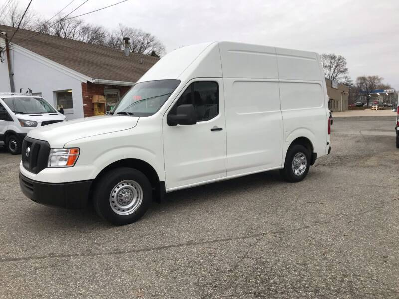 2018 Nissan NV Cargo for sale at J.W.P. Sales in Worcester MA