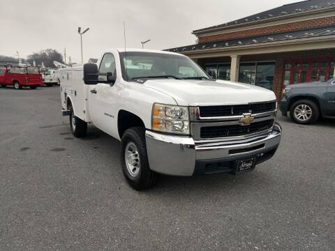 2008 Chevrolet Silverado 3500HD for sale at Nye Motor Company in Manheim PA