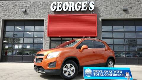 2016 Chevrolet Trax for sale at George's Used Cars - Telegraph in Brownstown MI