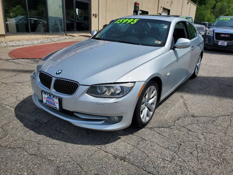 2013 BMW 3 Series for sale at Auto Wholesalers Of Hooksett in Hooksett NH