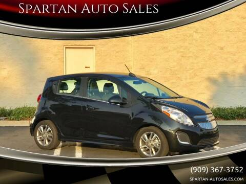 2015 Chevrolet Spark EV for sale at Spartan Auto Sales in Upland CA