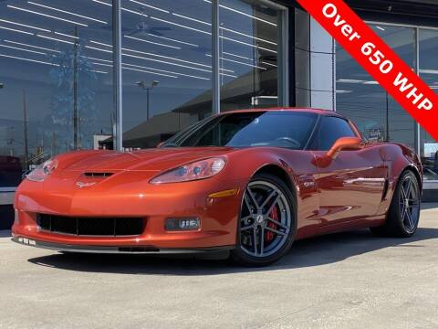 2006 Chevrolet Corvette for sale at Carmel Motors in Indianapolis IN