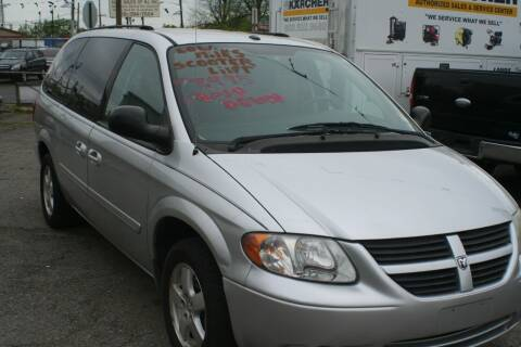 2007 Dodge Grand Caravan for sale at Urglavitch Auto Sales of NJ in Trenton NJ