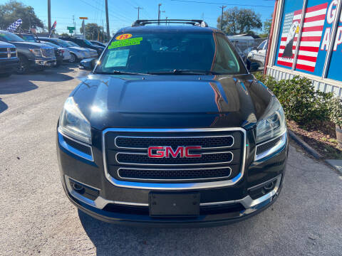 2013 GMC Acadia for sale at Lee Auto Group Tampa in Tampa FL